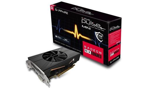 Sapphire Radeon RX 570 Pulse ITX 4GB (11266-34)