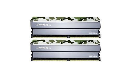 G.Skill SniperX Classic Camouflage 32GB DDR4-3000 CL16 kit