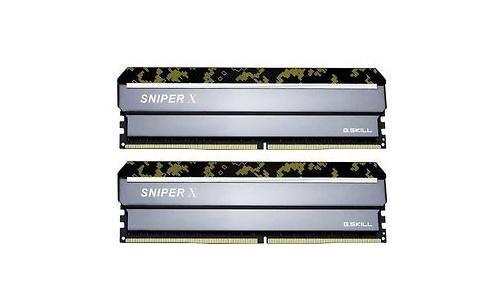 G.Skill SniperX Digital Camouflage 16GB DDR4-3000 CL16 kit