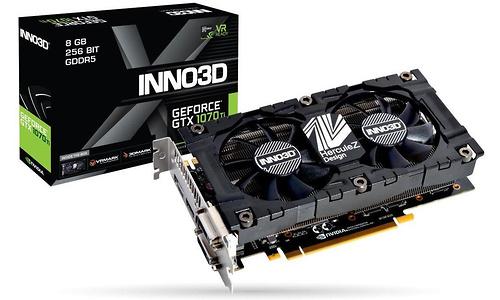 Inno3D GeForce GTX 1070 Ti X2 V2 8GB