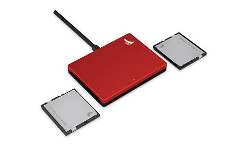 Angelbird CFast Dual Card Reader USB-C