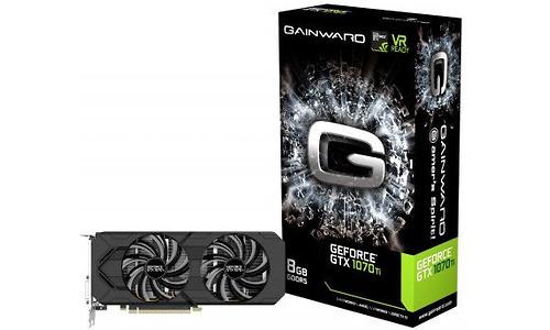 Gainward GeForce GTX 1070 Ti Boost 8GB