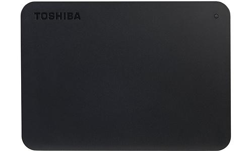 Toshiba Canvio Basics USB-B 2TB Black