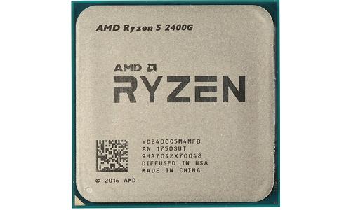 AMD Ryzen 5 2400G Tray
