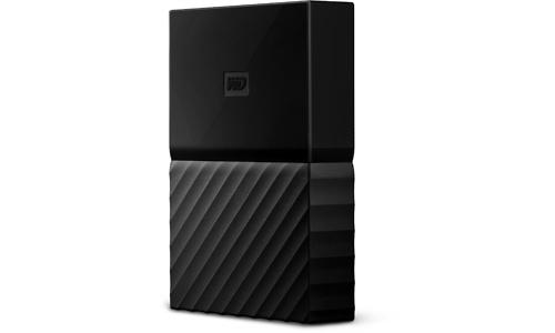 Western Digital My Passport For Mac 4TB Black