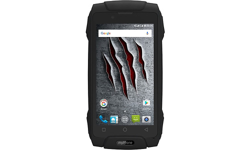 myPhone Hammer Axe M 16GB Black