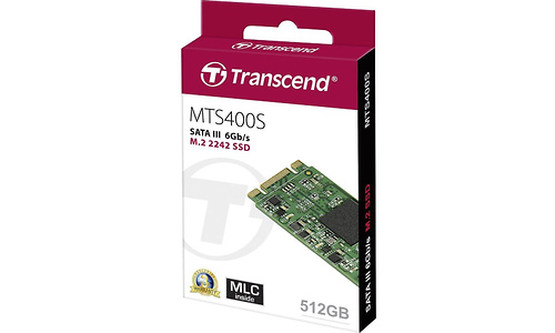 Transcend MTS400 512GB (M.2 2242)