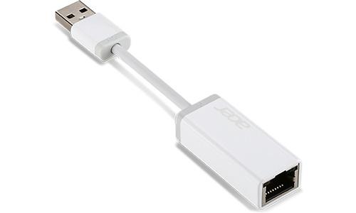Acer USB(A) To RJ45 Converter White