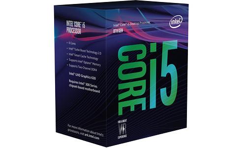 Intel Core i5 8600 Boxed