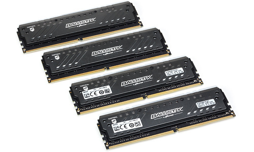 Crucial Ballistix Tactical Tracer RGB 32GB DDR4-3000 CL16 quad kit