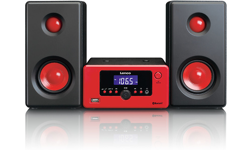 Lenco MC-020 Red