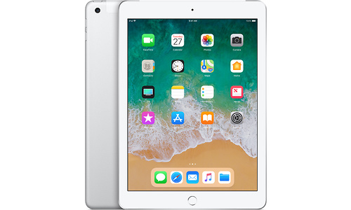 Apple iPad 2018 WiFi + Cellular 128GB Silver