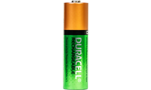 Duracell Recharge Ultra 2500