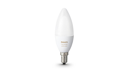 Philips Hue White and Color Ambiance LED E14