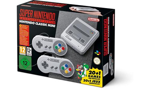 Nintendo Classic Mini: Super Entertainment System 512GB Grey