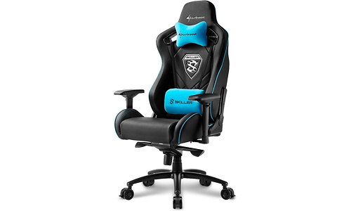 Sharkoon Skiller SGS4 Gaming Seat Black/Blue