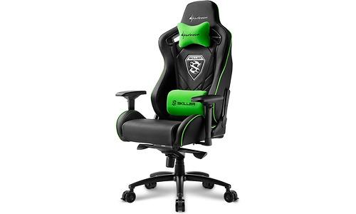Sharkoon Skiller SGS4 Gaming Seat Black/Green