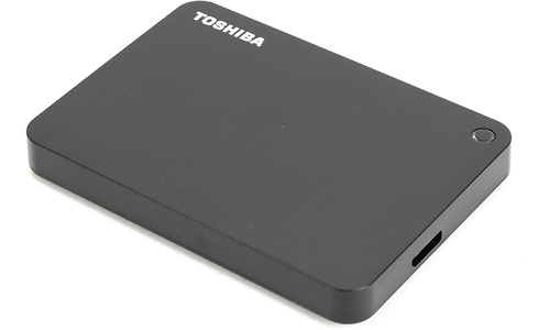 Toshiba Canvio Advance 2TB Glossy Black