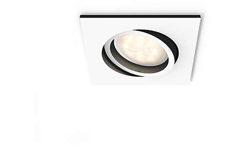 Philips Lighting Hue Milliskin GU10 5.5W Square White Incl. Dimmer