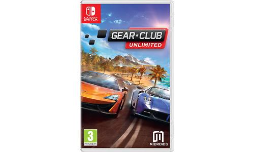 Gear.Club Unlimited (Nintendo Switch)
