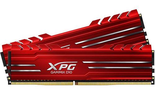 Adata XPG Gammix D10 Red 16GB DDR4-2400 CL16 kit