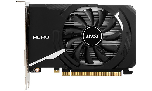 MSI GeForce GT 1030 Aero ITX OC 2GB (DDR4)