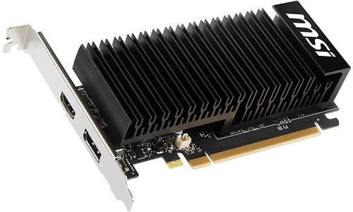 MSI GeForce GT 1030 LP OC 2GB (DDR4)