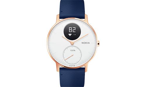 Nokia Steel HR 36mm Gold/Blue