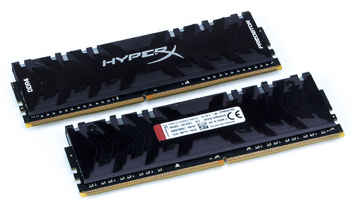 Kingston HyperX Predator RGB 16GB DDR4-2933 CL15 kit