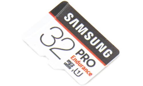 Samsung Pro Endurance MicroSDHC UHS-I 32GB