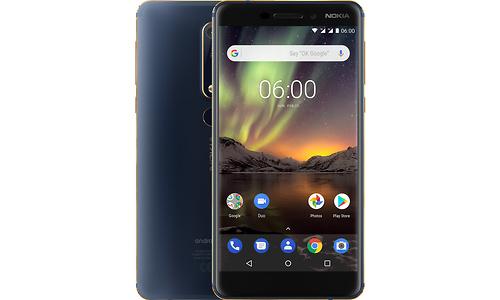 Nokia 6.1 Blue