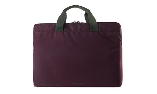 "Tucano Minilux 14"" Sleeve Bordeaux Red"