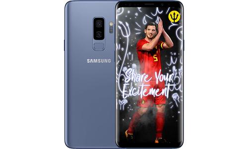 Samsung Galaxy S9+ 64GB Red Devils Blue