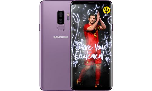 Samsung Galaxy S9+ 64GB Red Devils Purple