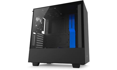 NZXT H500i Matte Black/Blue
