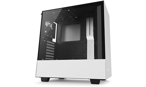 NZXT H500 Matte White