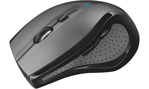 Trust MaxTrack Mouse Black/Grey