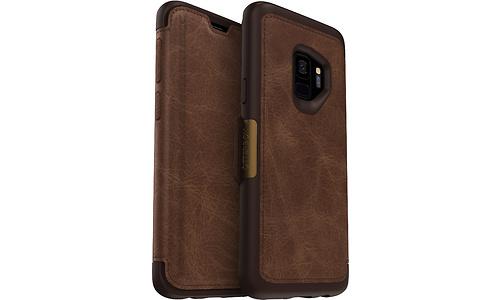 Otterbox Strada Espresso Brown Galaxy S9