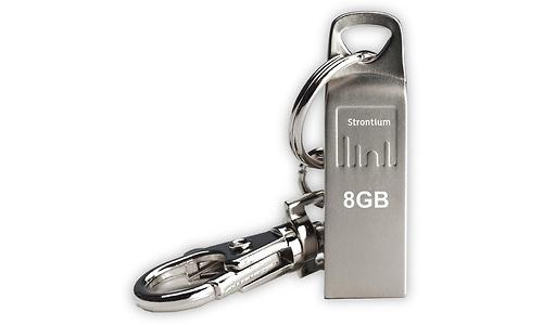 Strontium Pollex Ammo 8GB Silver