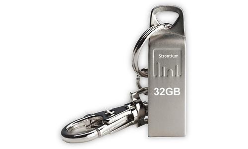 Strontium Pollex Ammo 32GB Silver