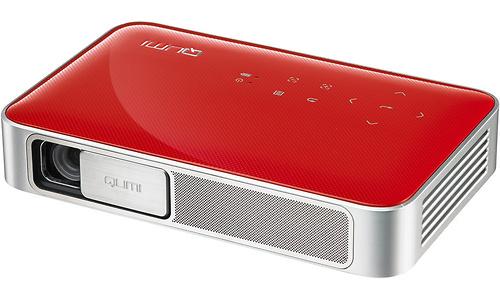 Vivitek Qumi Q38 Pocket Beamer Red