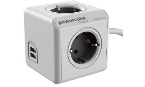 Allocacoc PowerCube Original USB Grey