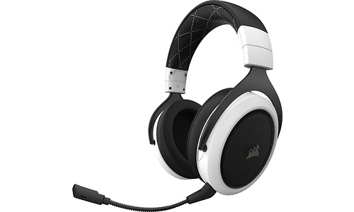 Corsair HS70 Wireless Gaming Headset White