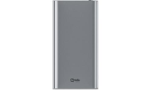 BeHello Powerbank QC 3.0 12000 Silver