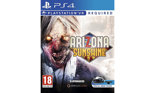 Arizona Sunshine (PlayStation 4)