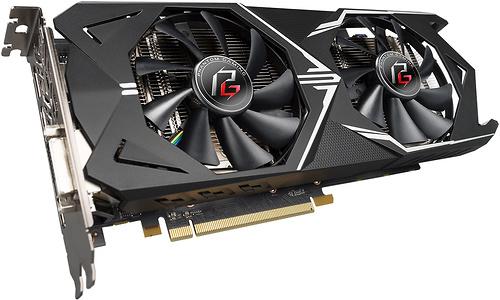 ASRock Radeon RX 570 Phantom Gaming X OC 4GB