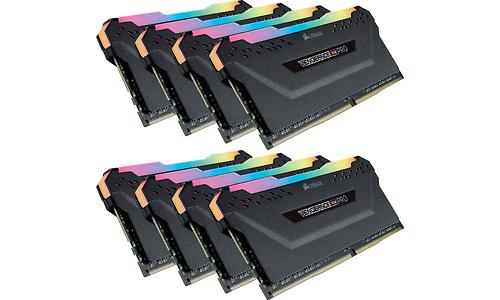 Corsair Vengeance RGB Pro Black 64GB DDR4-3600 CL18 octo kit