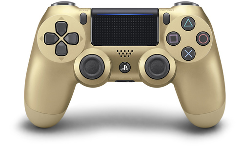 Sony DualShock 4 Wireless Controller v2 Gold