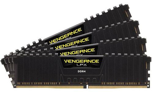 Corsair Vengeance LPX Black 32GB DDR4-3333 CL16 quad kit
