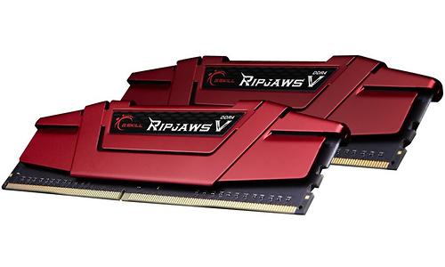 G.Skill Ripjaws V Red 16GB DDR4-3600 CL19 kit